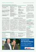 Starke Nerven statt Berührungsängste Wahlen zum Ortsteilrat: - Seite 3