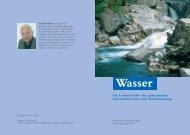 Wasser - Penergetic International AG, Uttwil Schweiz