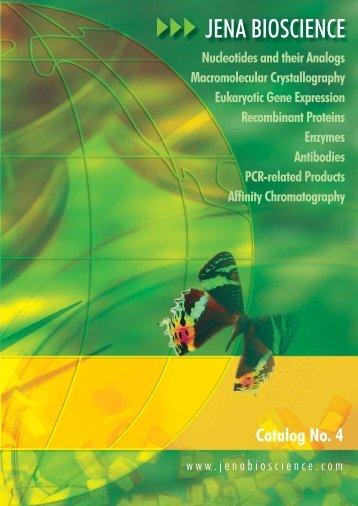Nucleotide Analogs - Jena Bioscience