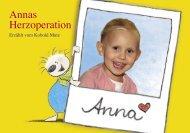 Annas Herzoperation - Elternvereinigung für das herzkranke Kind