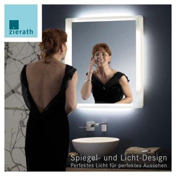 Spiegel- und Licht-Design - BATHroom Solutions