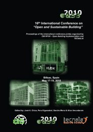 """O&SB201 00 – """"Open and Sustainable Building"""""""