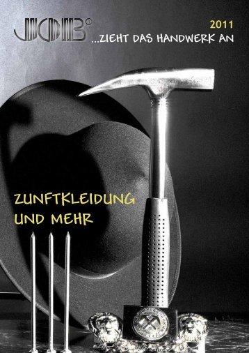 JOB... Zieht das Handwerk an - Job-Kleidung GmbH