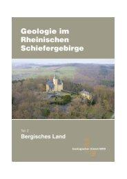 Geologie im Rheinischen Schiefergebirge - Geologischer Dienst NRW