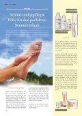 Schöne und gepflegte Füße für den perfekten Sommer - Seite 6