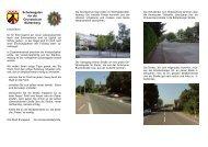 Schulwegplan zur Grundschule Büttenberg - Ennepetal