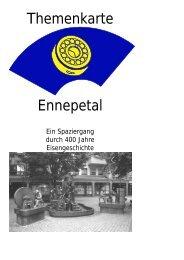 Themenkarte Ennepetal