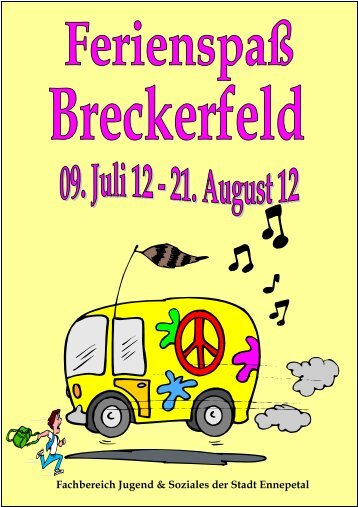 Ferienspaß Breckerfeld 2012 - Ennepetal