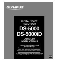 DS-5000 Product Manual - digital dictation