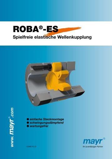 ROBA®-ES - Mayr