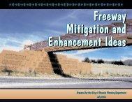 Freeway Mitigation and Enhancement Ideas - City of Phoenix