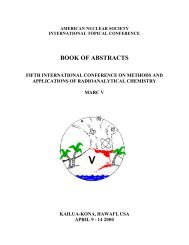 BOOK OF ABSTRACTS - Washington State University