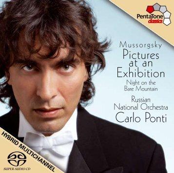 View Recording Booklet (PDF, 441k) - Carlo Ponti