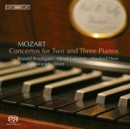MOZART Concertos for Two and Three Pianos - eClassical