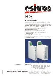 esitron-electronic GmbH Ernst-Zimmermann-Str. 18