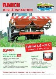 Aktionspreis - Schwarzmayr