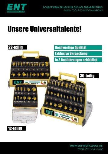 Vorschau - ENT Werkzeuge