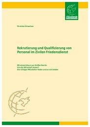 PDF (856 KB) - Arbeitskreis Lernen und Helfen in Übersee eV