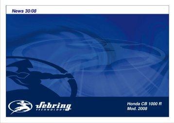 Honda CB 1000 R Mod. 2008