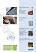 12 Page Product Guide - Ancon Building Products - Page 3