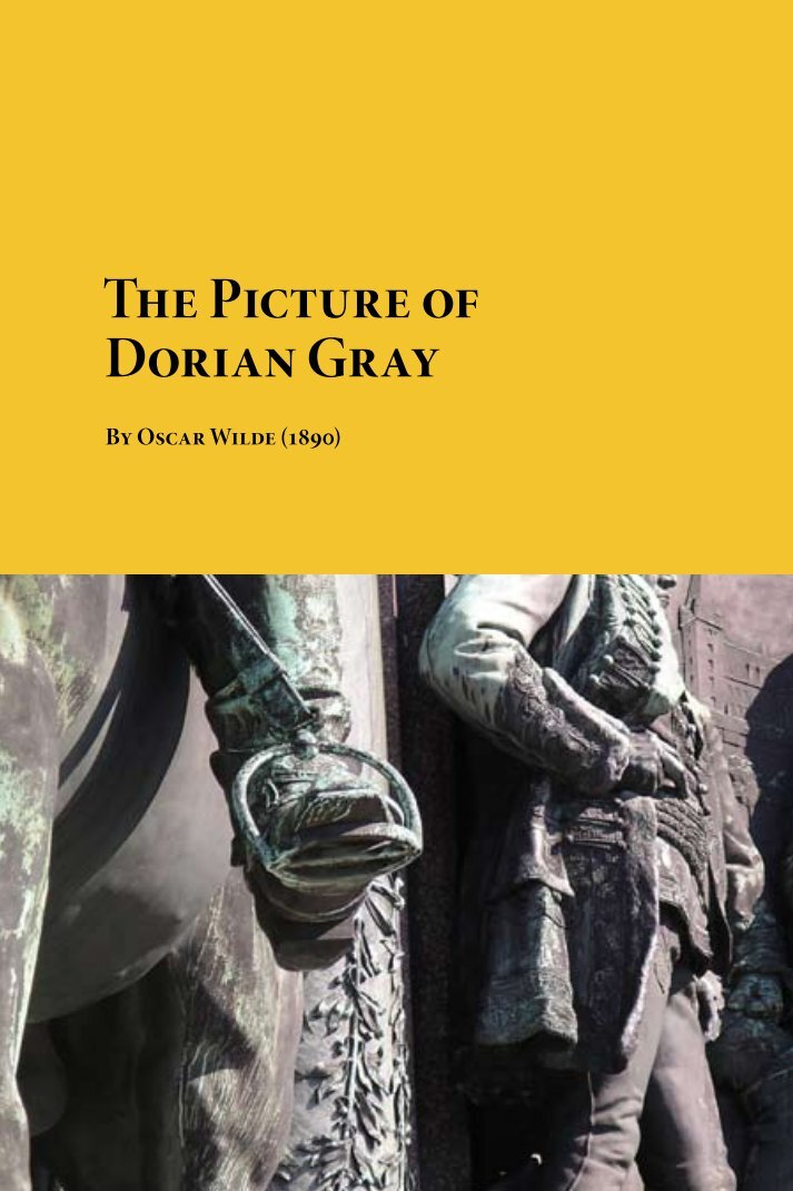 picture of dorian gray thesis