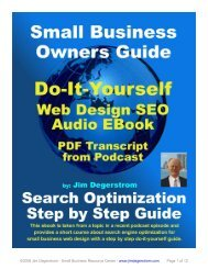 Web Design SEO Ebook