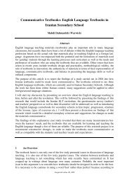 Communicative Textbooks: English Language ... - Linguistik online