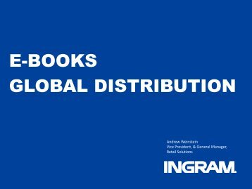 E-BOOKS GLOBAL DISTRIBUTION