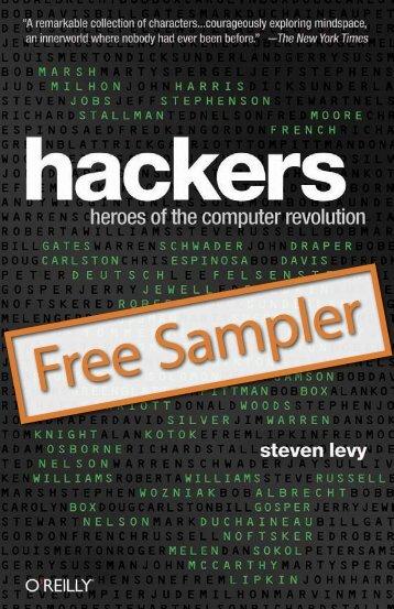 Free Sampler - O'Reilly Media