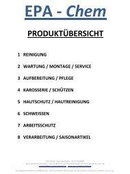 Chem - EPA - Schweisstechnik GmbH
