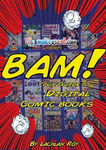 Bam! Your Guide to Digital Comic Books - Amazon Web Services