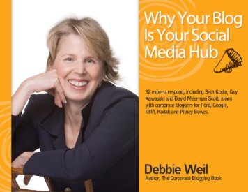 Download the updated edition - Debbie Weil