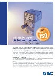 DIN EN ISO 13849-1 - SMC