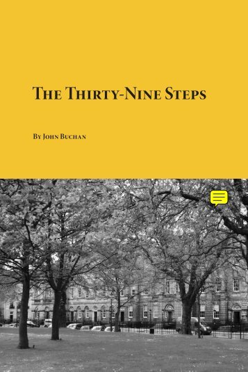 The Thirty-Nine Steps - Planet eBook