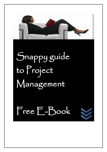 Snappy guide to Project Management Free E-Book - Ritetrac ...