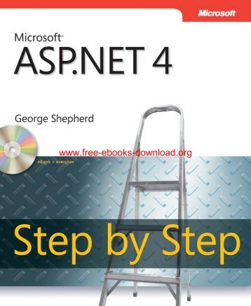 Microsoft ASP.NET 4 Step by Step ebook