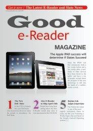 Good eReaders Magazine