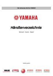 Händlerliste PTW - Yamaha Motor Europe