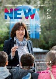 Ausgabe 02/2012 - NEW Viersen GmbH