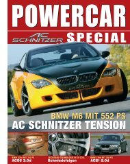 SPECIAL - AC Schnitzer