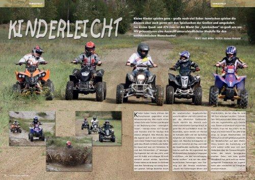 Kinderquad S10 - Actionbikes