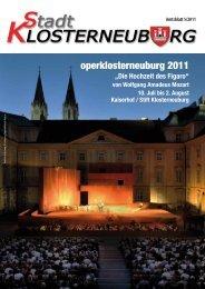 (4,35 MB) - .PDF - Klosterneuburg