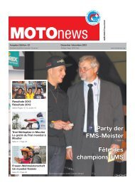 Party der FMS-Meister Fête des champions FMS