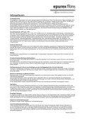 Atmungsaktive Membranfolien - Epurex Films GmbH - Seite 3