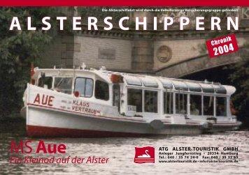 A L S T E R S C H I P P E R N - ATG Alster-Touristik GmbH
