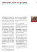 Die Zukunft der Systematik in der Schweiz - SCNAT - Seite 3