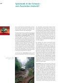 Die Zukunft der Systematik in der Schweiz - SCNAT - Seite 6