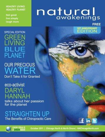 STRAIGHTEN UP - Natural Awakenings