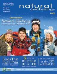 Health & Well-Being 5 - Natural Awakenings