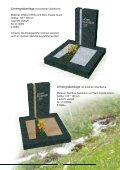 "Katalog ""Urnengrabmale"" - Natursteinwerk Kapraun - Seite 5"